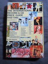 THE INTERNATIONAL RECORD & CD PRICE GUIDE 1950 – 1990 by John Wagstaff!