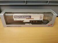 (W5) Herpa LKW H0 1:87 Auflieger Schmitz Cargobull Wertanlage OVP