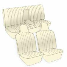 VW 70-72 Type 3 Fast/ Notchback TMI Seat Upholstery w/ Armrest Basketweave Vinyl