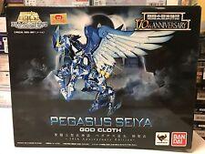 New Saint Seiya Cloth Myth Pegasus Seiya God Cloth 10th Anniversary Edition