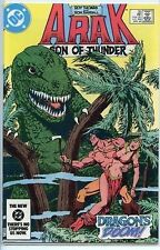 Arak Son of Thunder 1981 series # 32 near mint comic book