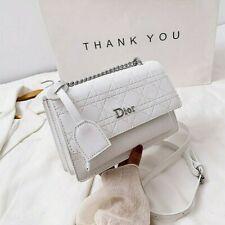 Luxury Womens Fashion Chain Strap Purse Shoulder Crossbody Bags Handbags Tote
