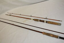 Lot of Two Vintage Fishing Rods - Sport King Fly Rod & Eagle Claw Spinning Rod