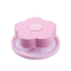 New Reusable Floating Pet Fur Catcher Laundry Lint Pet Hair Wool Remover Tool