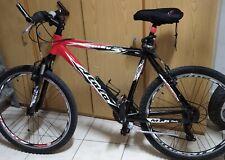 BICI BICICLETTA MOUNTAIN-BIKE  MTB ATALA REPLAY 21 VELOCITA' NERA E ROSSA