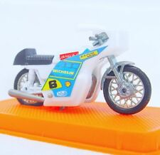 "Guiloy Spain 1:32 SANGLAS 750 SPORTS Racing Motorcycle Bike ""Michelin 8"" MIB`78!"