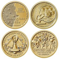 "2019 Receive All 4 American Innovation ""Brilliant Uncirculated"" US Dollar Coins"