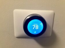 Nest T3007ES  3rd Generation Stainless Steel Learning Thermostat