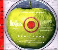 The Beatles(CD Single)Real Love-Apple-CDREALDJ 1-1996-VG