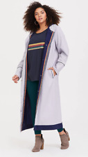 Torrid Her Universe 13th DOCTOR WHO Thirteenth BBC Cosplay Trench Coat Plus 5X