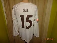 FC St.Pauli Original Auswärts Langarm Matchworn Trikot 07/08 + Nr.15 Sall Gr.XL