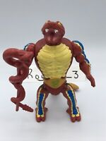 HE-MAN Masters of the Universe RATTLOR action figure complete MOTU Mattel