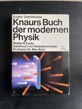 Knaurs Buch Der Modernen Physik