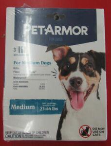 PET ARMOR PETARMOR FLEA & TICK PREVENTION FOR DOGS 23 - 44 lbs. medium