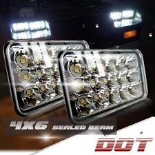 """7''X6"""" LED Headlight Upgrade for Ford Super Duty Truck F550 F600 F650 F700 F750"""