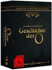 Geschichte der O, Die - 40th Anniversary Edition  (DVD+blu-ray)