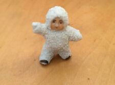 Big Standing Walking Snowbaby Snow Baby Germany Antique #B Snowbabie Figurine