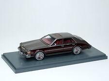Cadillac Seville mk2 II MK Mark 2 (1981) - Rose Met. Bourgogne-NEO 43725 1:43