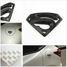 Superman 3D Metal Auto Car Logo Emblem Badge Bonnet Sticker Decal DIY