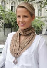 Javori Designs Diana Scarf Complete Knitting Kit