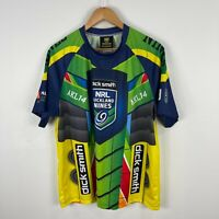 NRL Auckland Nines Rugby Jersey Shirt XL Multicoloured Short Sleeve Made In NZ