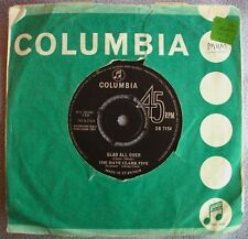DAVE CLARK FIVE Glad All Over UK DECCA CONTRACT PRESS FOR COLUMBIA Beat Pop '60s