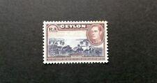 Ceylon GV SG395 M/M 1938 very Lightly mounted