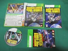 Xbox360 -- BORDERLANDS THE PRE-SEQUEL! -- JAPAN. GAME. Work fully. 62906