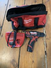 Milwaukee 2407-20 12V Cordless Drill Driver