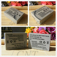 2x For Canon NB-10L NB10L Battery for Canon PowerShot SX40 HS SX50HS IS
