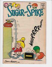 Sugar And Spike #20 G-VG 3.0 Sheldon Mayer Superman DC National Comics Presents