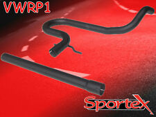 Sportex VW Golf mk3 performance exhaust race tube 2.0i 8v GTi 115bhp 1991-1997