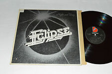 ECLIPSE Night and Day LP 1977 Disques Direction Canada Vinyl DLP-10008 VG+/VG