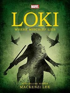 Marvel Loki Where Mischief Lies by Igloo Books Paperback NEW Book