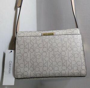 NEW Calvin Klein Hayden Signature Cross body Bag