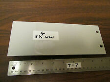 HP 3-1/2 Inch Half Rack Filler Insert Replaces Equipment Ear NOS
