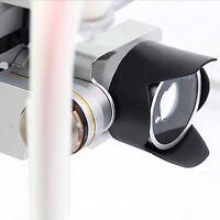 For DJI Phantom 4 3 Camera Cap Lens Cover Protector Sun Hood Petal Sunshade  Ho