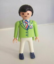 PLAYMOBIL (3527) MODERNE - Homme Caissier Supermarché 4200