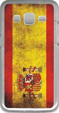 funda carcasa gel soft case Samsung galaxy J5 2016,bandera espana spain