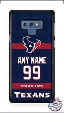Houston Texans Football Jersey Custom Phone Case Cover For iPhone Google Lg Htc