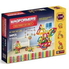 Magformers - My First 54 piece  Set 18+ months Magformers