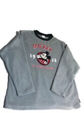 Disney Unisex Exclusive Mickey Mouse Pullover Size Medium