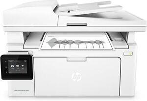 HP M130fw - NEUwertig 1384 Zählerstand