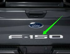 2018 Ford F150 Lariat Tailgate Vinyl Insert Letters Stickers