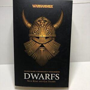 Dwarfs. Warhammer Novel Omnibus. Nick Kyme & Gav Thorpe. Black Library Paperback