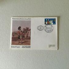 GB 1970 93rd Foot, Sutherland Highlanders, Crimea War Cover( m68)