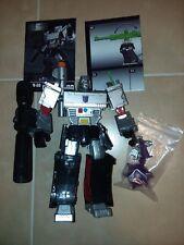 Despotron Maketoys Masterpiece scale Megatron Transformers MTRM-08 G1 +EXTRA