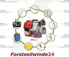 Forstseilwinde Spillwinde PCW4000 - FORSTWIRTSCHAFTS-KIT / NEU 2020