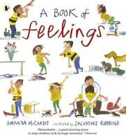 A Book of Feelings by McCardie, Amanda, NEW Book, FREE & Fast Delivery, (Paperba