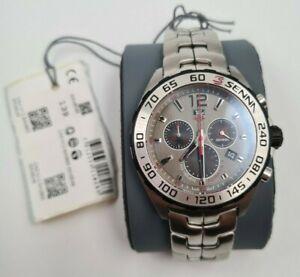 TAG HEUER CAZ1012.BA0883 Formula One Men's Wristwatch LIMITED EDITION Senna